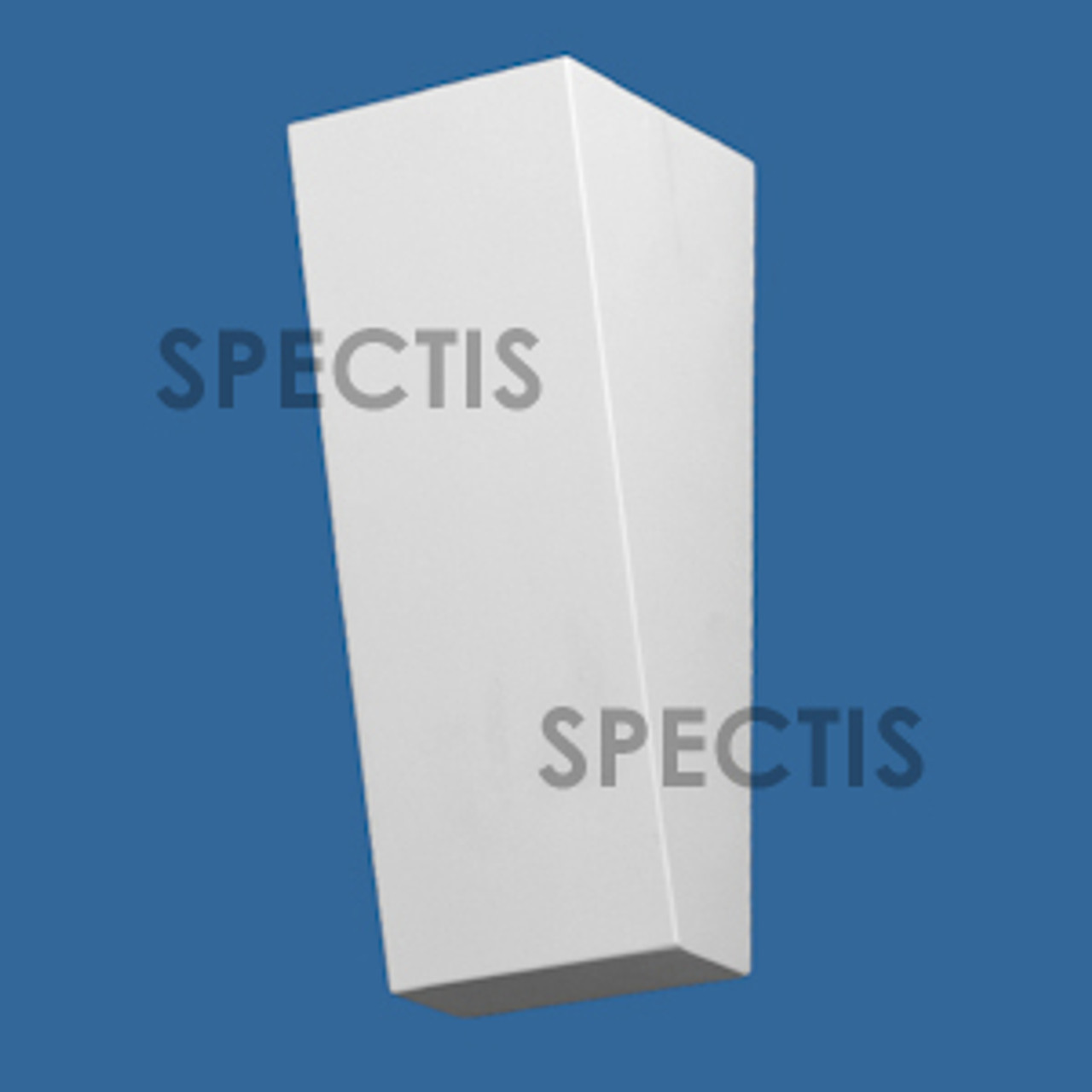 "BL3066 Spectis Eave Block or Bracket 4""W x 4""H x 10"" Projection"