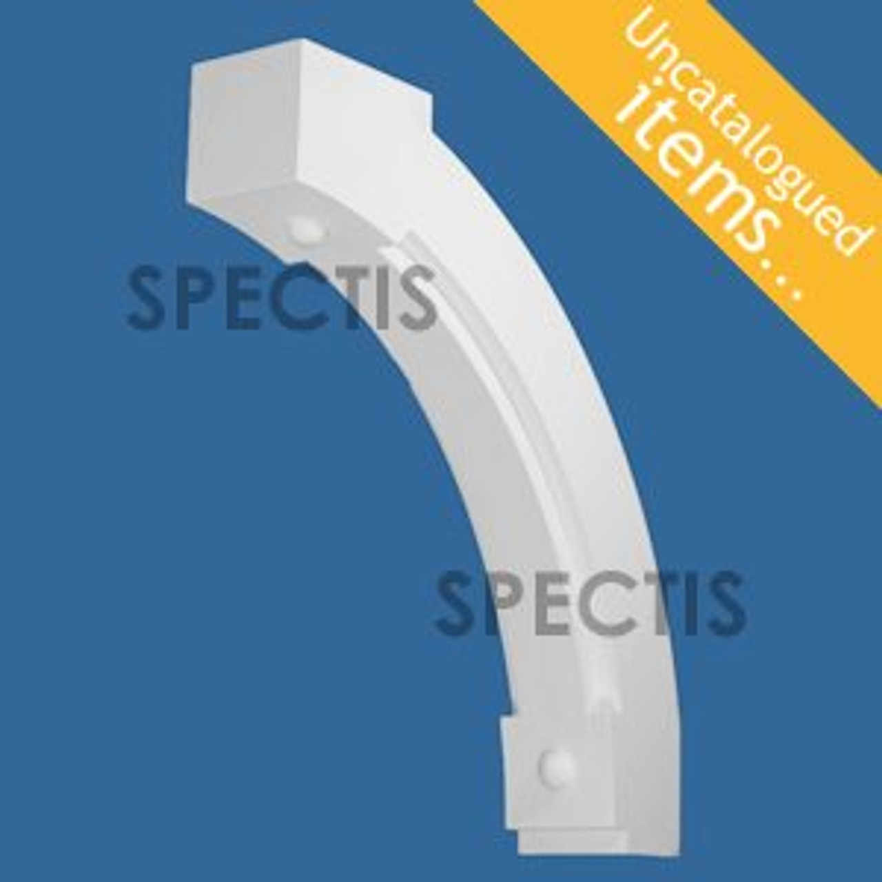 """BL3009 Spectis Eave Block or Bracket 5.5""""W x 29""""H x 26.75"""" Projection"""