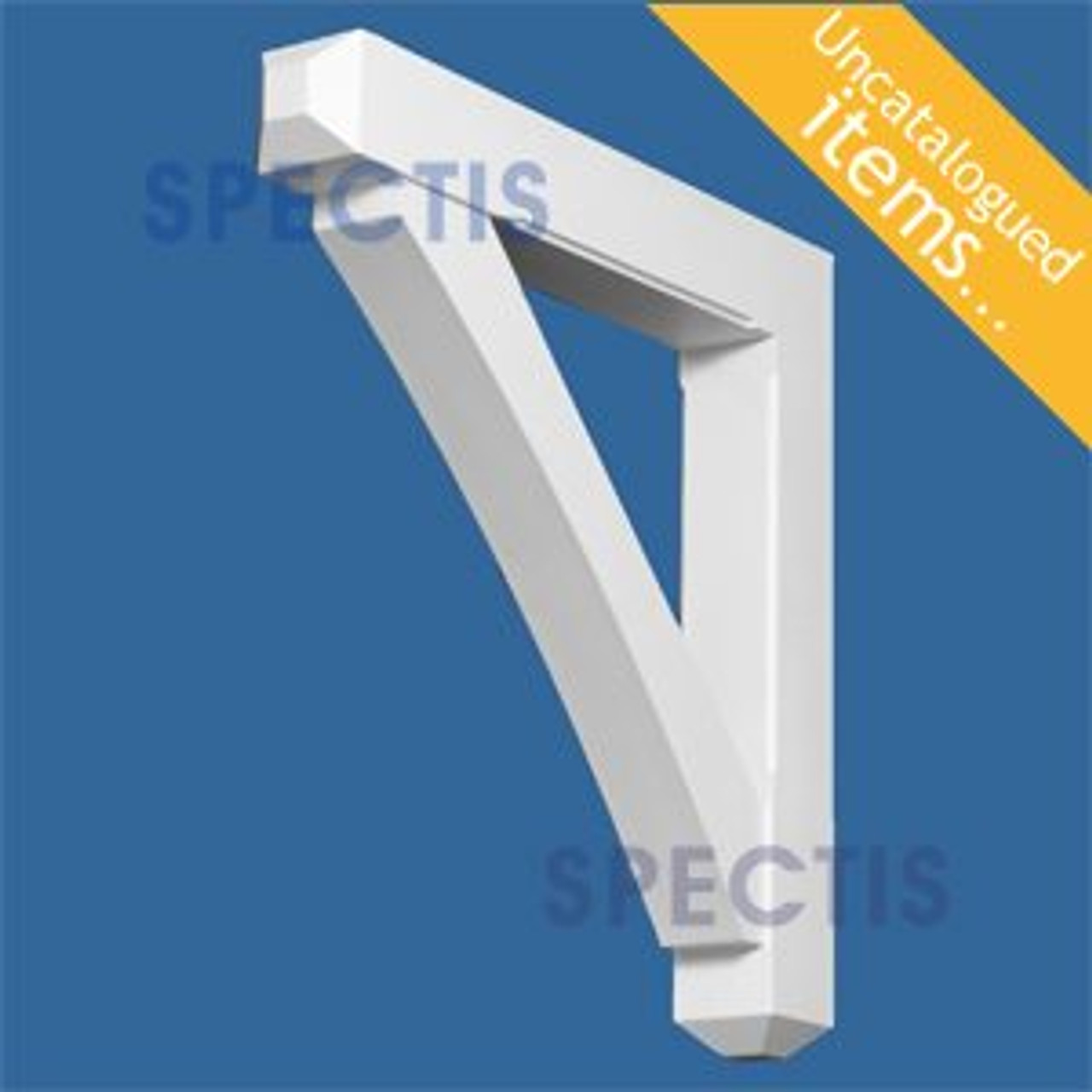 """BL3020 Spectis Eave Block or Bracket 5.5""""W x 40""""H x 28.5"""" Projection"""