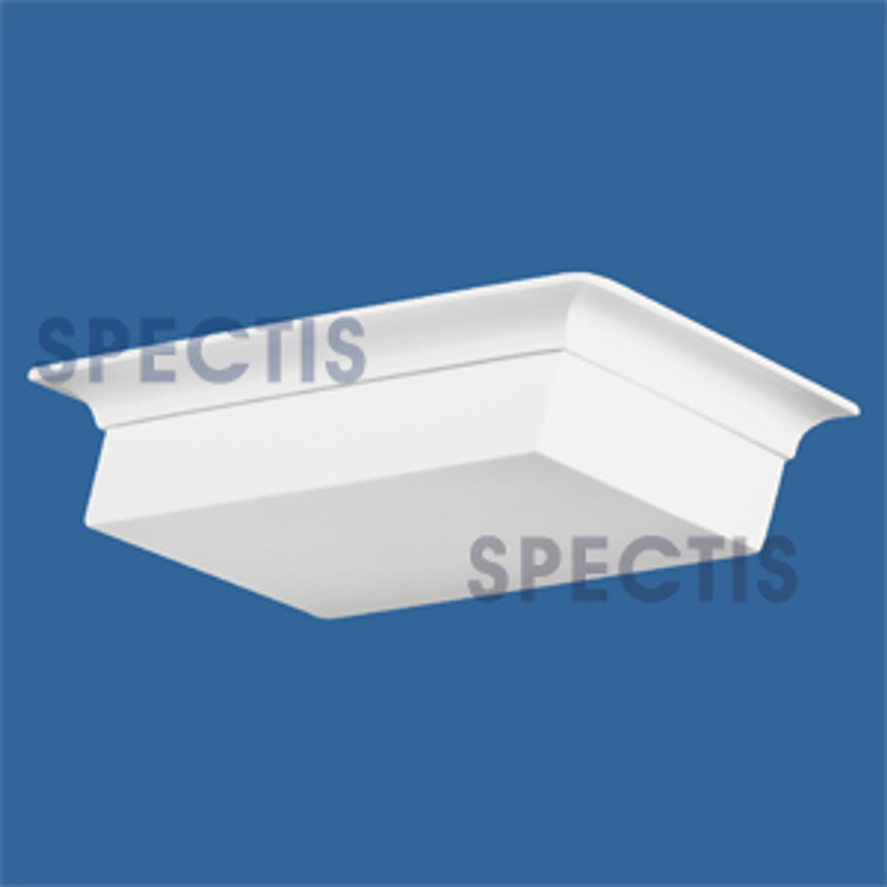 "BL2405L-6/12 Spectis Eave Block or Bracket 11.25""W x 3""H x 11.25"" Projection"