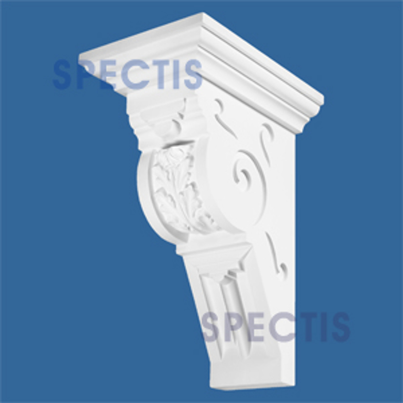 "BL2440 Spectis Eave Block or Bracket 17.75""W x 35.5""H x 25"" Projection"