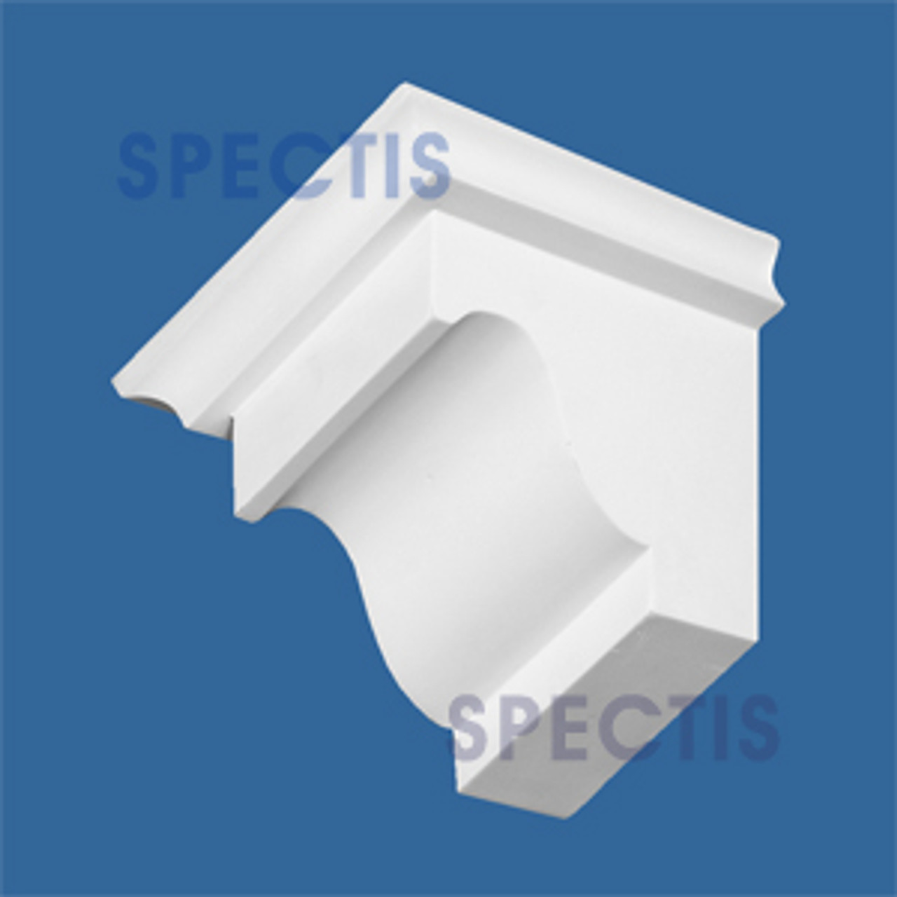 "BL2658L-8/12 Pitch Corbel or Eave Bracket 4.25""W x 7""H x 7.25"" P"