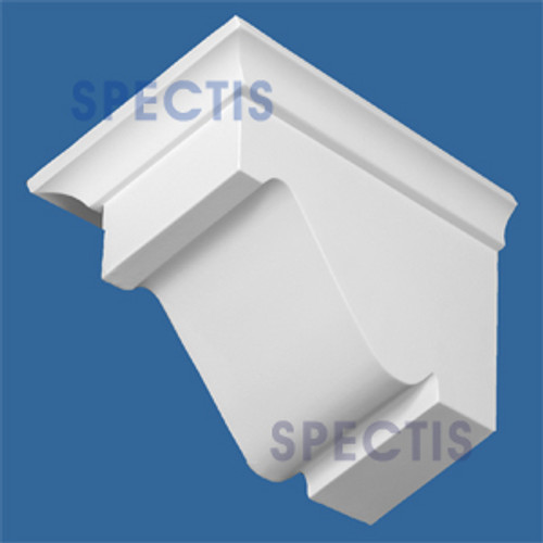 "BL2909L-7/12 Pitch Corbel or Eave Bracket 5.3""W x 7.75""H x 12"" P"