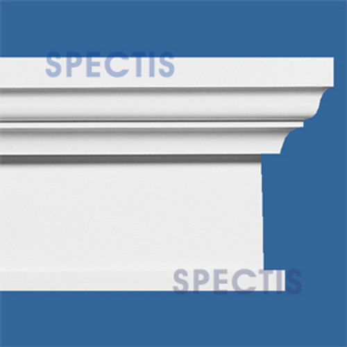 "MD1252 Spectis Molding Head Trim 4""P x 10""H x 144""L"