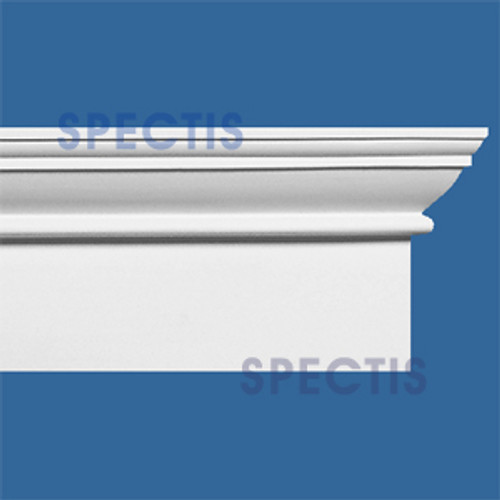 "MD1267 Spectis Molding Head Trim 2 7/8""P x 6""H x 144""L"