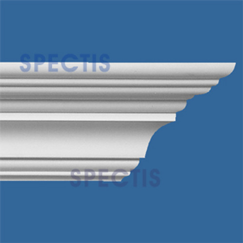 "MD1324 Spectis Crown Molding Trim 5 3/4""P x 5 1/2""H x 144""L"