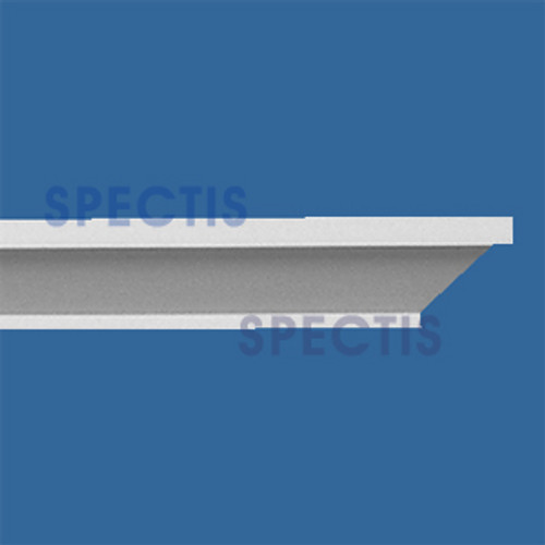 """MD1338 Spectis Molding Back Band 1 3/8""""P x 1 3/8""""H x 120""""L"""