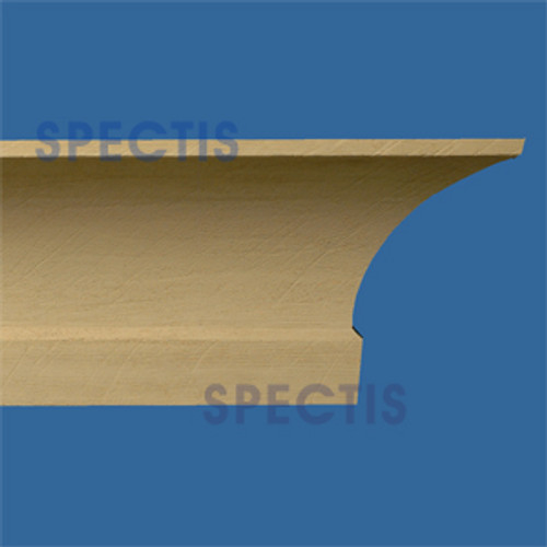 "MD1582RS Spectis Crown Molding Rough Sawn 6""P x 10""H x 96""L"