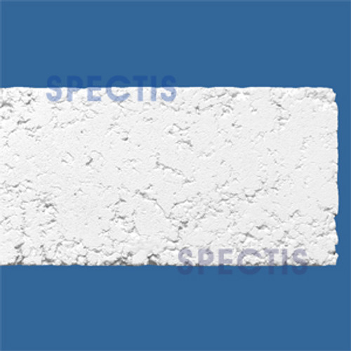 "MD1778CF Brick Molding Concrete Finish Trim 3""P x 6""H x 144""L"