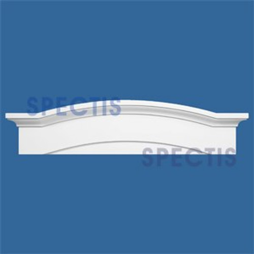 "WH33-101 Window Header 38"" Base W X 11 1/16""H"