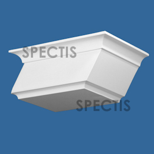 """BL3062 Spectis Eave Block or Bracket 9""""W x 4""""H x 7"""" Projection"""