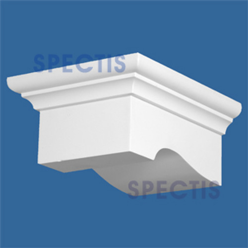 "BL2796L-10/12 Pitch Corbel or Eave Bracket 9.3""W x 5.1""H x 11.5"" P"