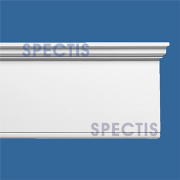 "MD1018 Spectis Molding Head Trim 1 1/2""P x 9""H x 144""L"