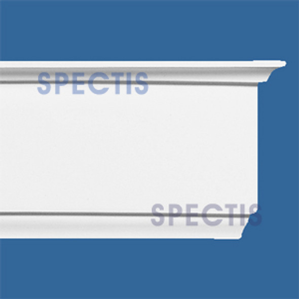 "MD1030 Spectis Molding Head Trim 1 1/2""P x 5 1/2""H x 144""L"