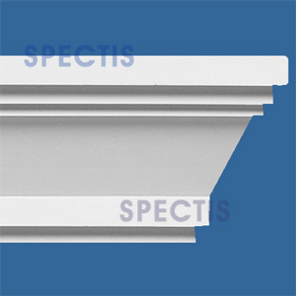 "MD1211 Spectis Crown Molding Trim 5 1/2""P x 7 3/4""H x 144""L"
