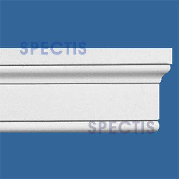"MD1272 Spectis Crown Molding Trim 1 1/8""P x 3 1/2""H x 144""L"