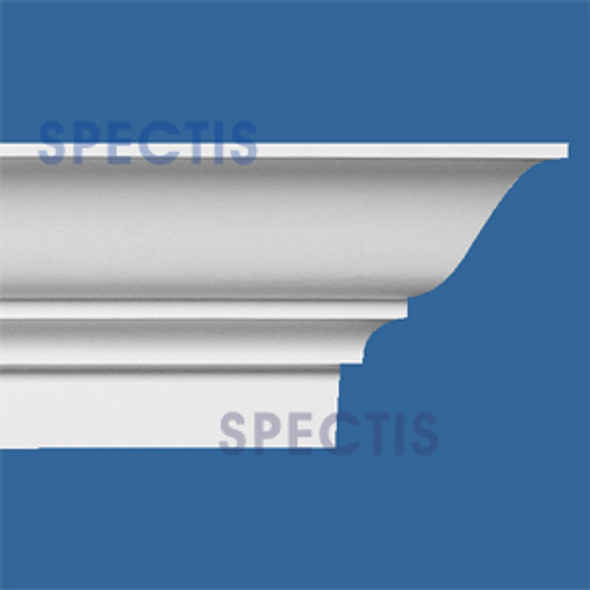 "MD1319 Spectis Crown Molding Trim 4 5/8""P x 5 3/4""H x 144""L"