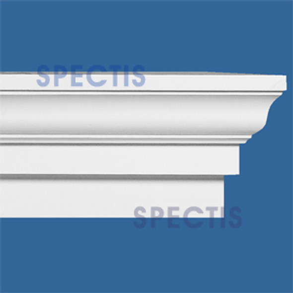 "MD1351 Spectis Crown Molding 5 11/16""P x 9 3/8""H x 144""L"