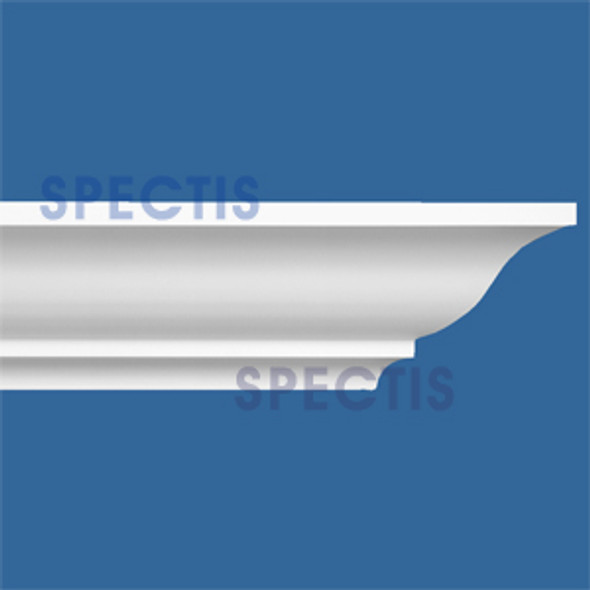 "MD1541 Spectis Crown Molding Trim 4 1/8""P x 4 1/8""H x 144""L"