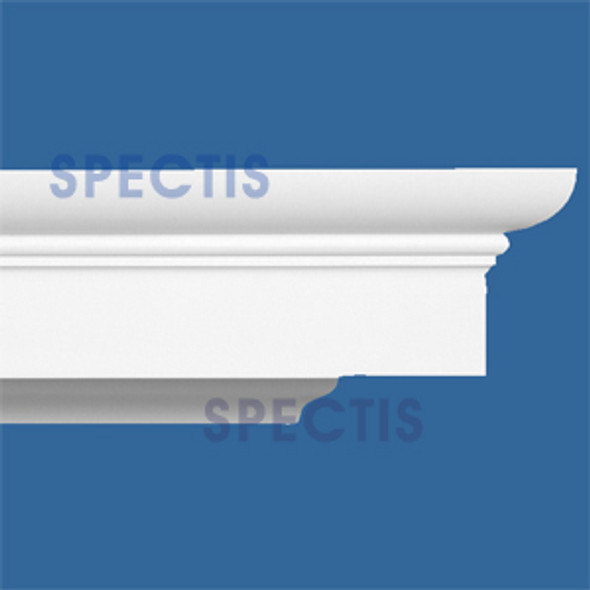 "MD1563 Spectis Crown Moulding 6 1/4""P x 6 1/2""H x 144""L"