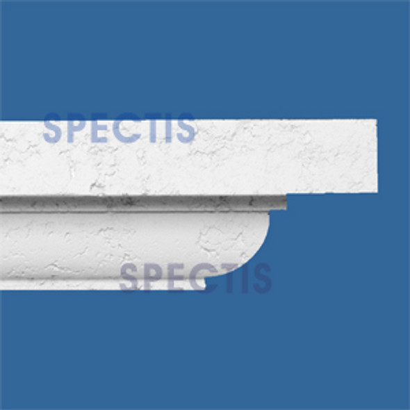 "MD1643CF Spectis Crown Concrete Finish 6""P x 6 1/8""H x 144""L"