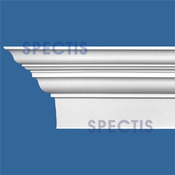 "MD1681 Spectis Crown Molding 17 1/8""P x 22 5/8""H x 144""L"