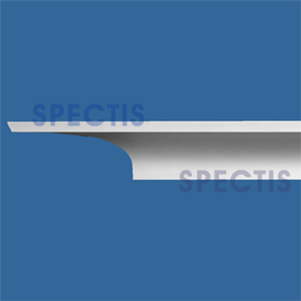 "MD1740 Spectis Crown Molding Trim 15 13/16""P x 6 3/16""H x 144""L"