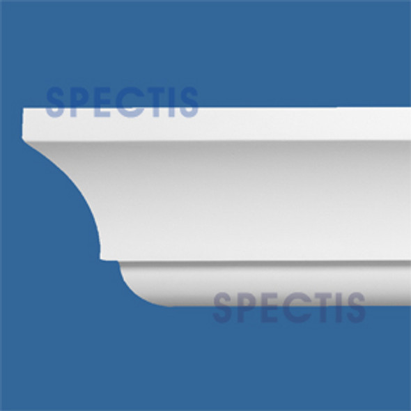 "MD1741 Spectis Crown Molding Trim 4""P x 6""H x 144""L"