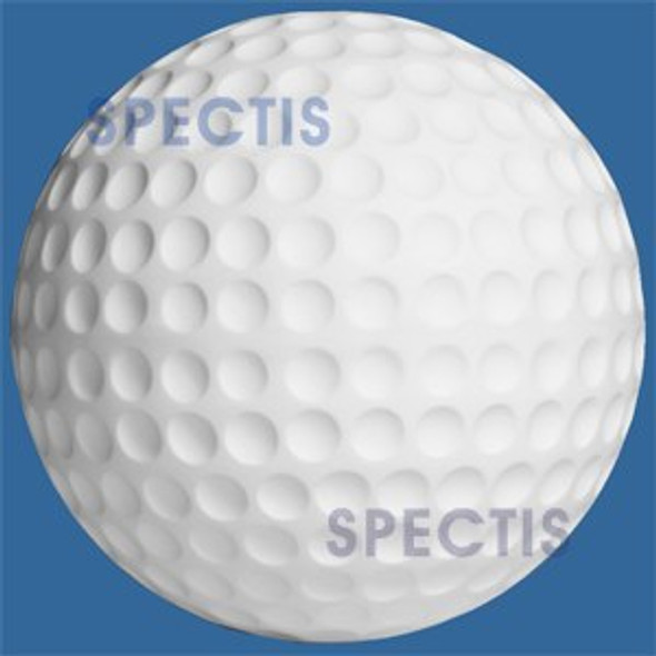 "BA12GB 12"" Round Urethane Replica Golf Ball"