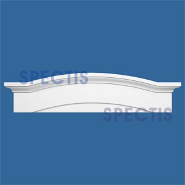 "WH33-100 Window Header 42 1/2""Base W X 10 3/8""H"