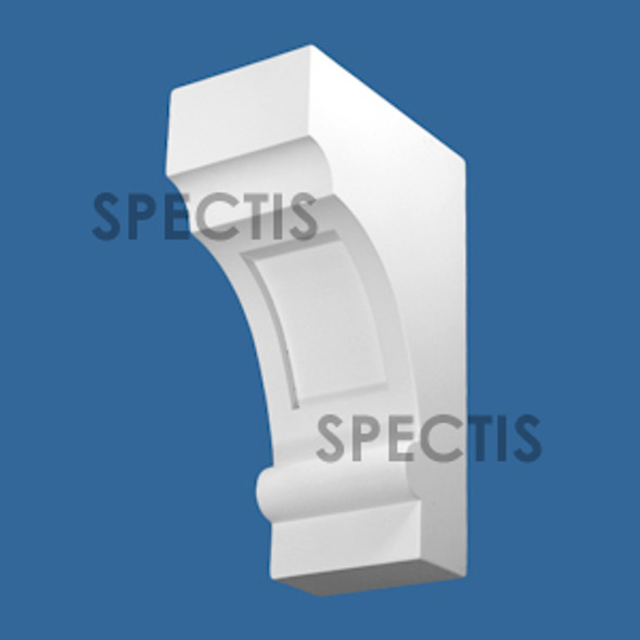 "BL2998 Spectis Eave Block or Bracket 6""W x 16""H x 10"" Projection"