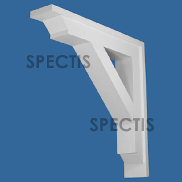 "BL3045 Spectis Eave Block or Bracket 6""W x 40""H x 40"" Projection"