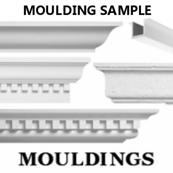 SAMPLE MOULDINGS - MD1000 to MD1191