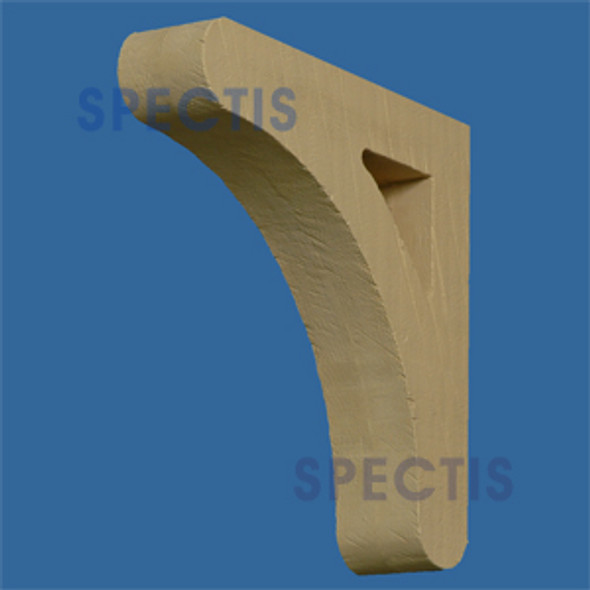 "BL2720RS Corbel Block or Eave Bracket 2.75""W x 13""H x 13"" P"