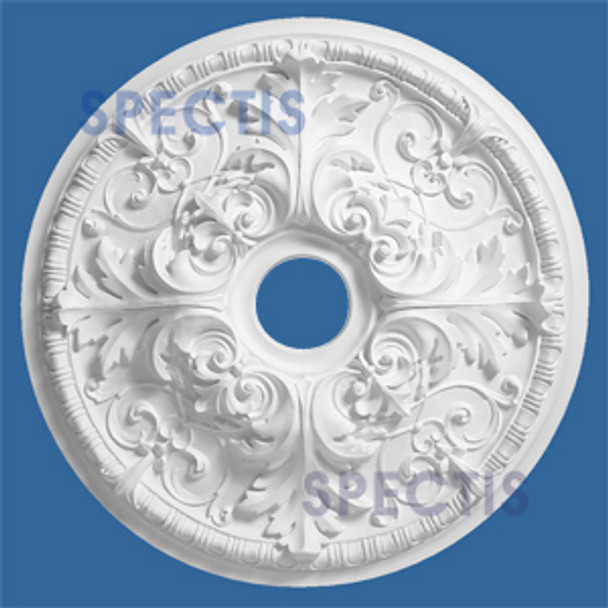 "CM2121FL-33 33"" Round Decorative Ceiling Medallion"