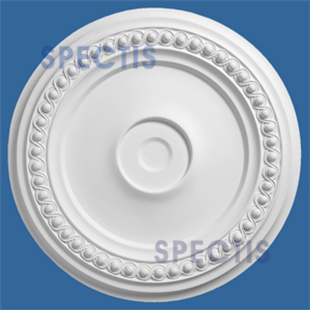 "CM2424R 24.3"" Round Decorative Ceiling Medallion"