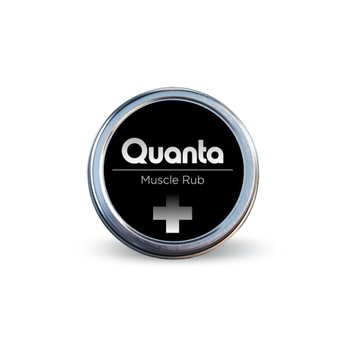 QUANTA CBD MUSCLE RUB PLUS EXTRA STRENGTH