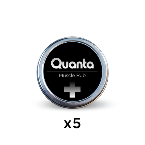 Quanta CBD Topical Muscle Rub