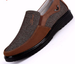 Accidental-Shoes Flat-Loafers Spring Comfortable Appearance Summer Mens Brand Mens Accidental Shoes