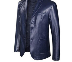 8Xl Jacket Coats Men's New-Fashion Outlive Spring Leather Jackets For Men
