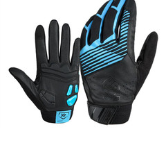 Winter Warm Men's Cyclingloves Waterproof Bikeloves Full Finger Touch Screen Leather MTB Bicycleloves Women Womens Leather Gloves