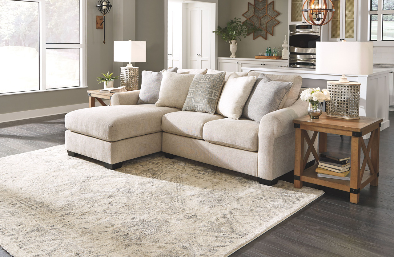 The Carnaby Linen Laf Corner Chaise Raf Loveseat Sectional Available At Furniture Connection Serving Clarksville Tennessee And Ft Campbell Kentucky