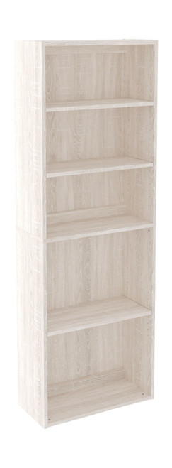 Dorrinson Two-tone Bookcase