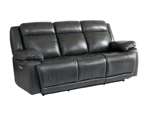 Evo Club Level? by Bassett? Motion Sofa w/Power