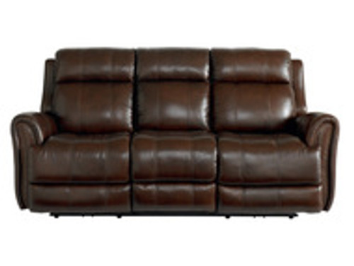 Marquee Club Level? by Bassett?  Power Reclining Sofa