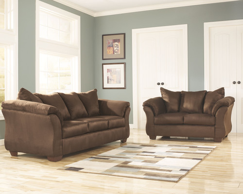 Darcy Cafe Sofa & Loveseat