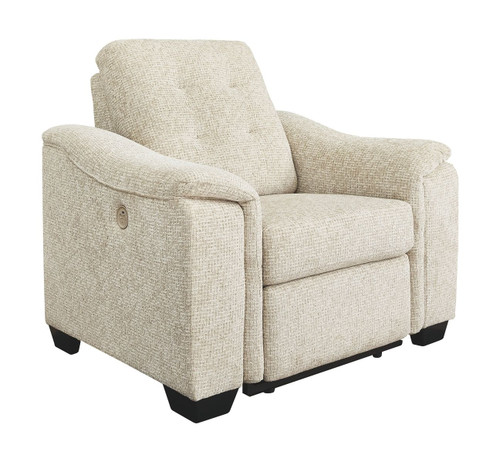 Beaconfield Sandstone Zero Wall Power Wide Recliner