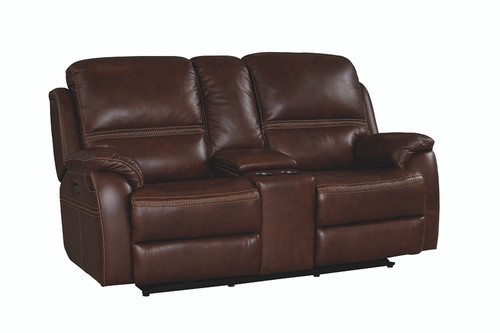 Williams Power Reclining Loveseat with Console- Kobe