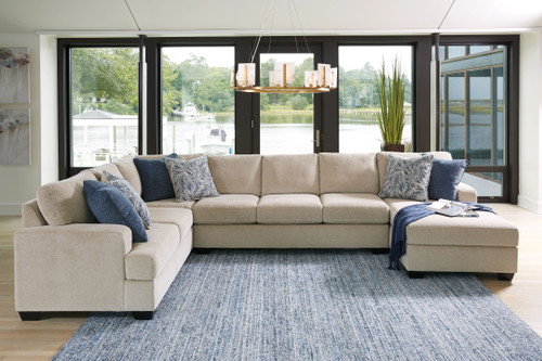 Enola Sepia Left Arm Facing Loveseat, Wedge, Armless Sofa, Right Arm Facing Corner Chaise Sectional