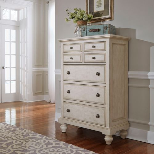 High Country 5 Drawer Chest